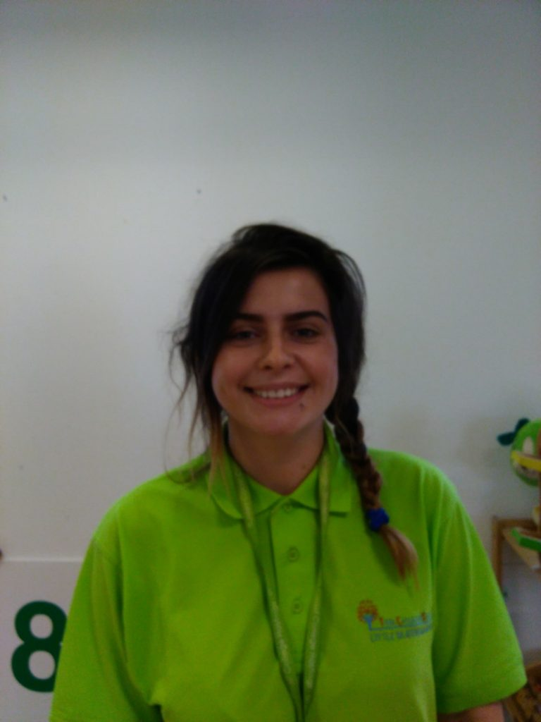 Tiana - one of our team